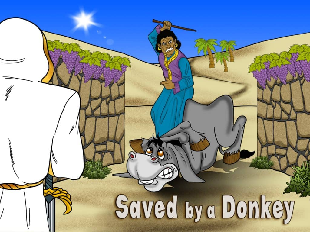 Free Bible Story Balaam And The Donkey Free Download