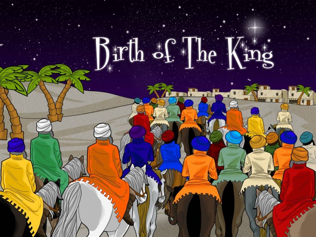 Bible Story for Kids: Birth of The King | The birth of Yeshua