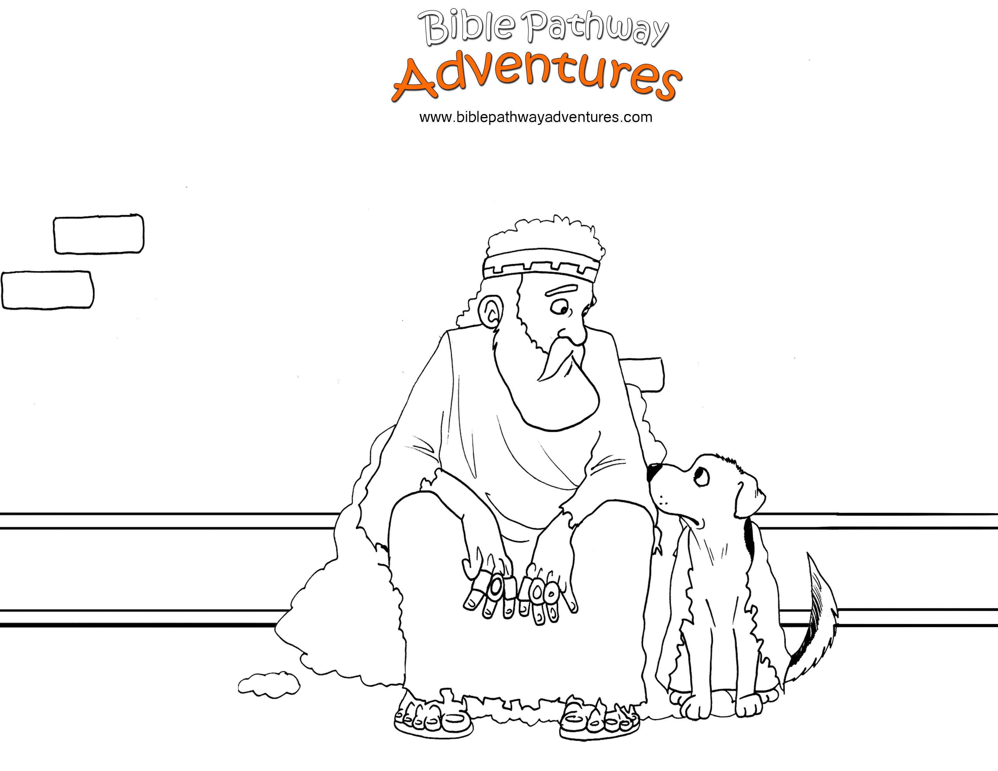 King of Nineveh Repents Bible Pathway Adventures
