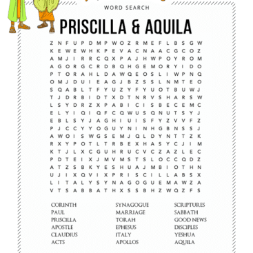 word search � bible pathway adventures