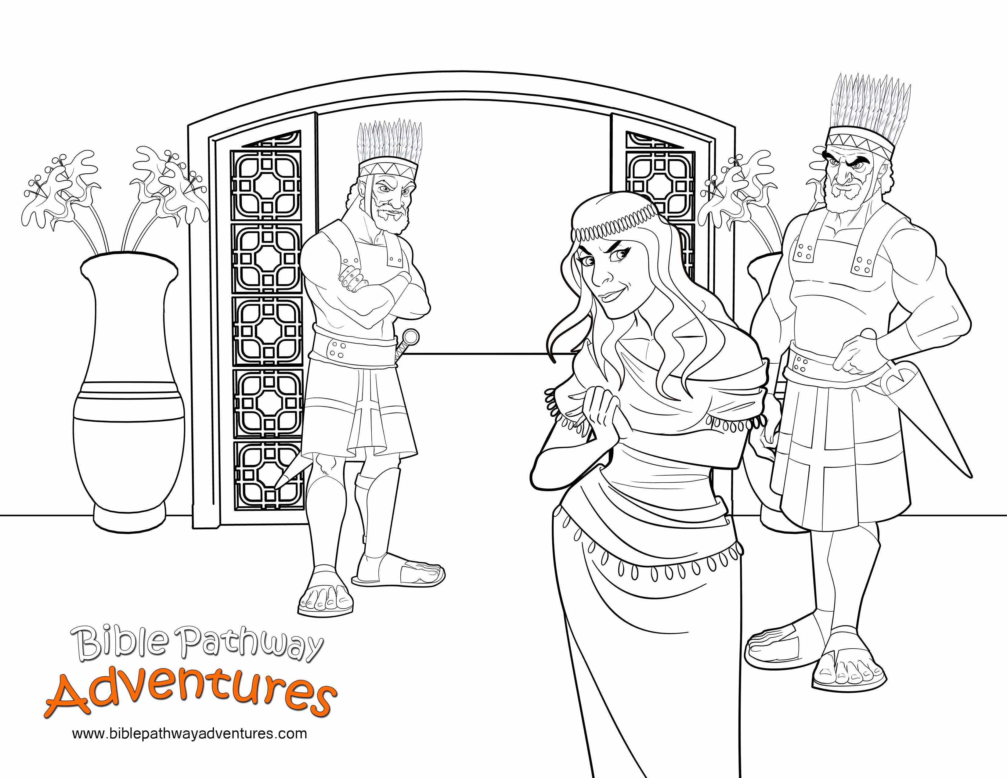 - Delilah And The Philistines – Bible Pathway Adventures