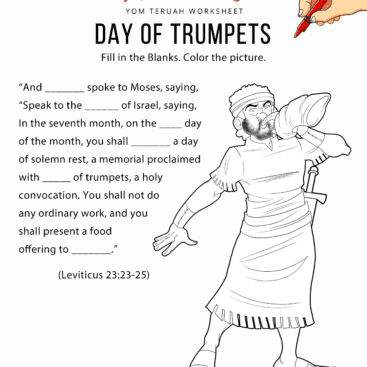 coloring pages of trumpets - photo#32